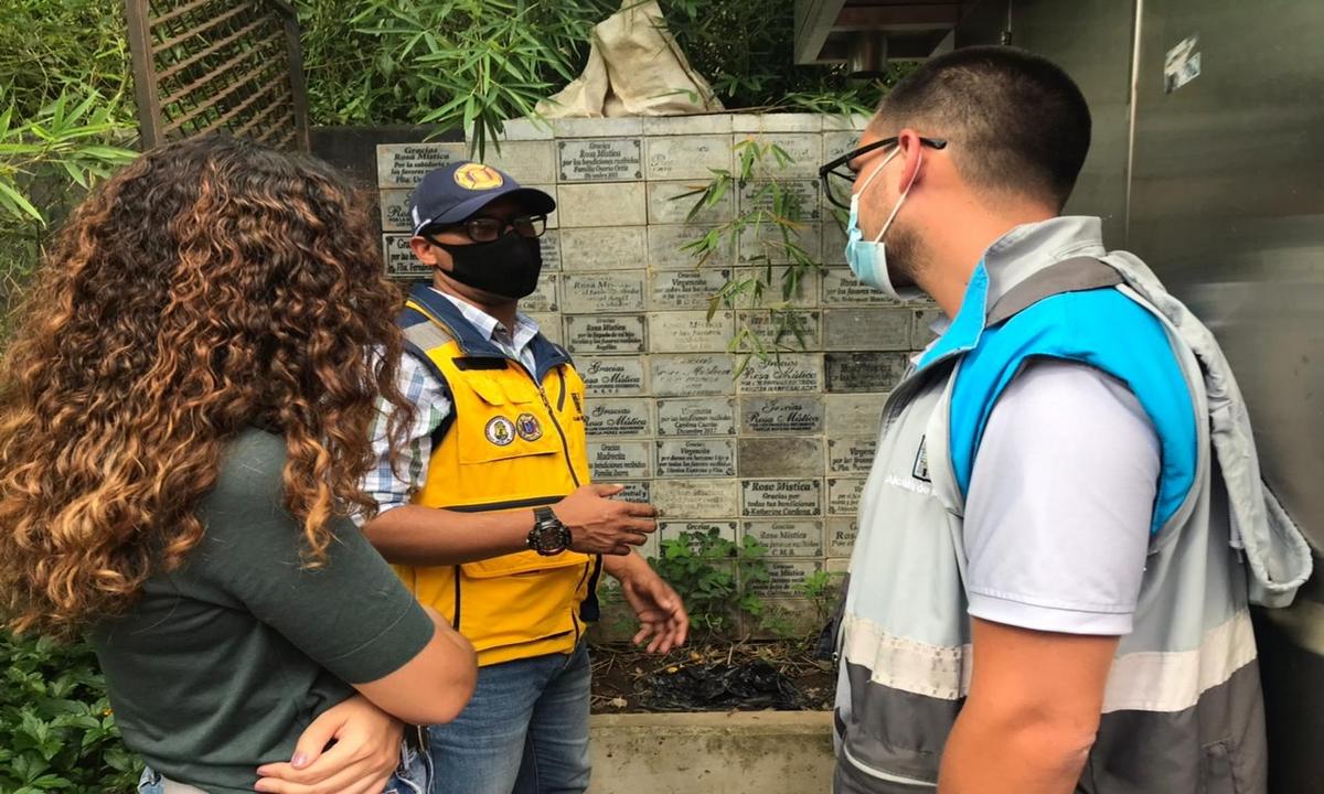 Bomberos Medellín-recomendaciones-incendios-Rosa Mística