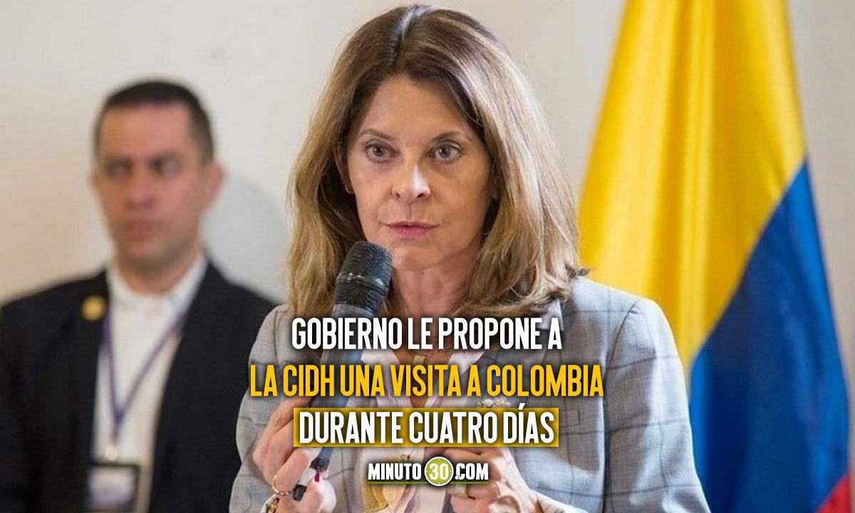 Visita de la CIDH a Colombia está condicionada