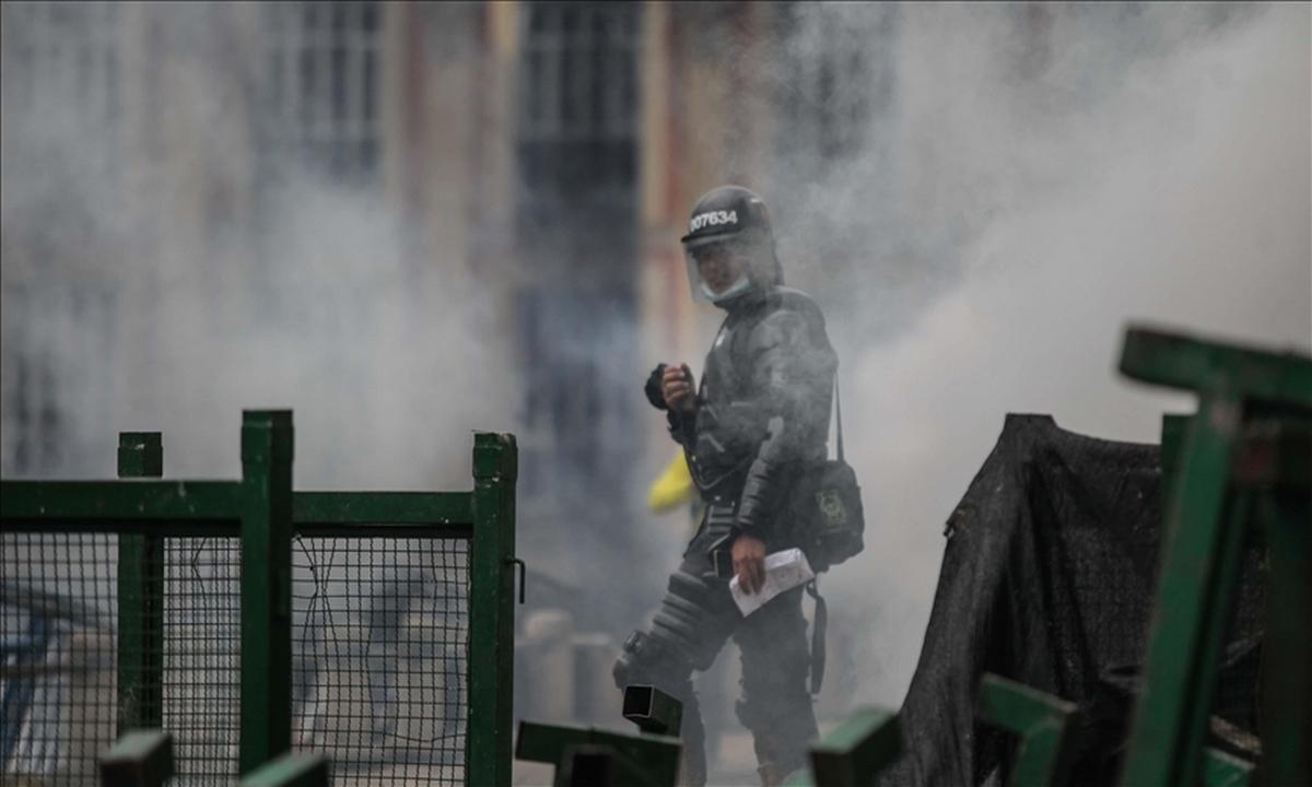CIDH-fuerzas armadas-protestas