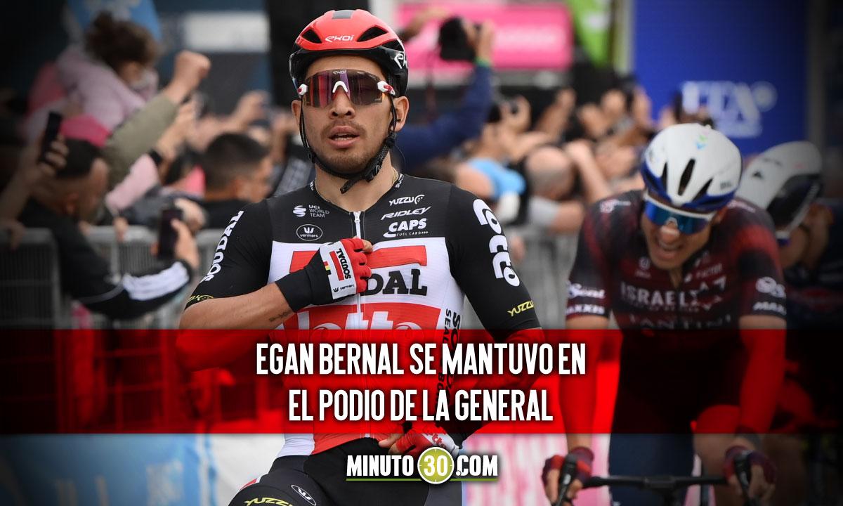 Caleb Ewan gano la etapa 7 del Giro de Italia
