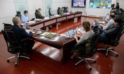 Video: Presidente Duque lideró Consejo de Seguridad virtual para Cali