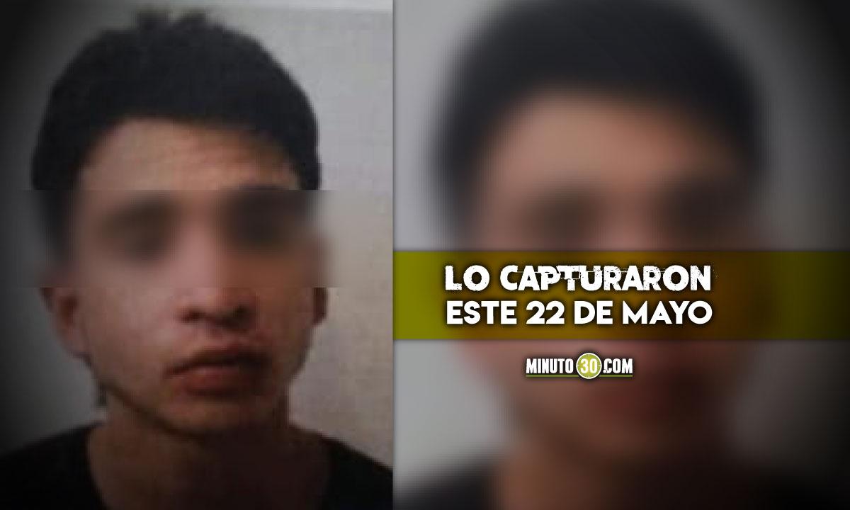 Cárcel para 'La Morsa', lo acusan de matar a un hombre en el occidente de Medellín