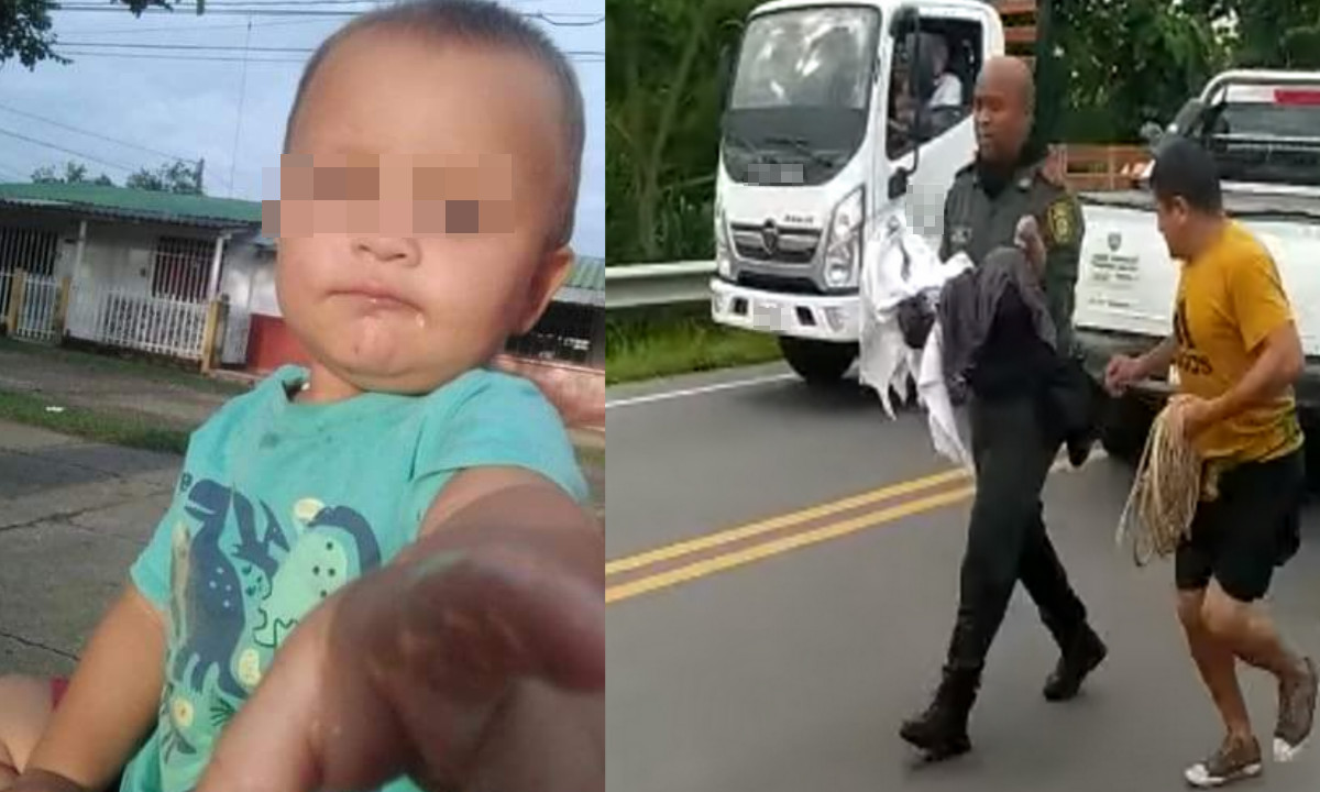 Enviaron a la cárcel a hombre que mató a su hijo lanzándolo al Río Carepa