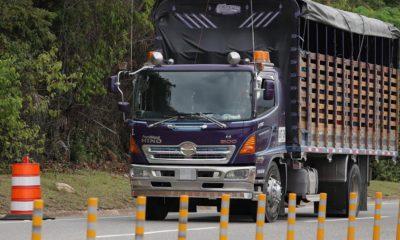 No habrá restricción de vehículos de carga para este domingo 30 de mayo