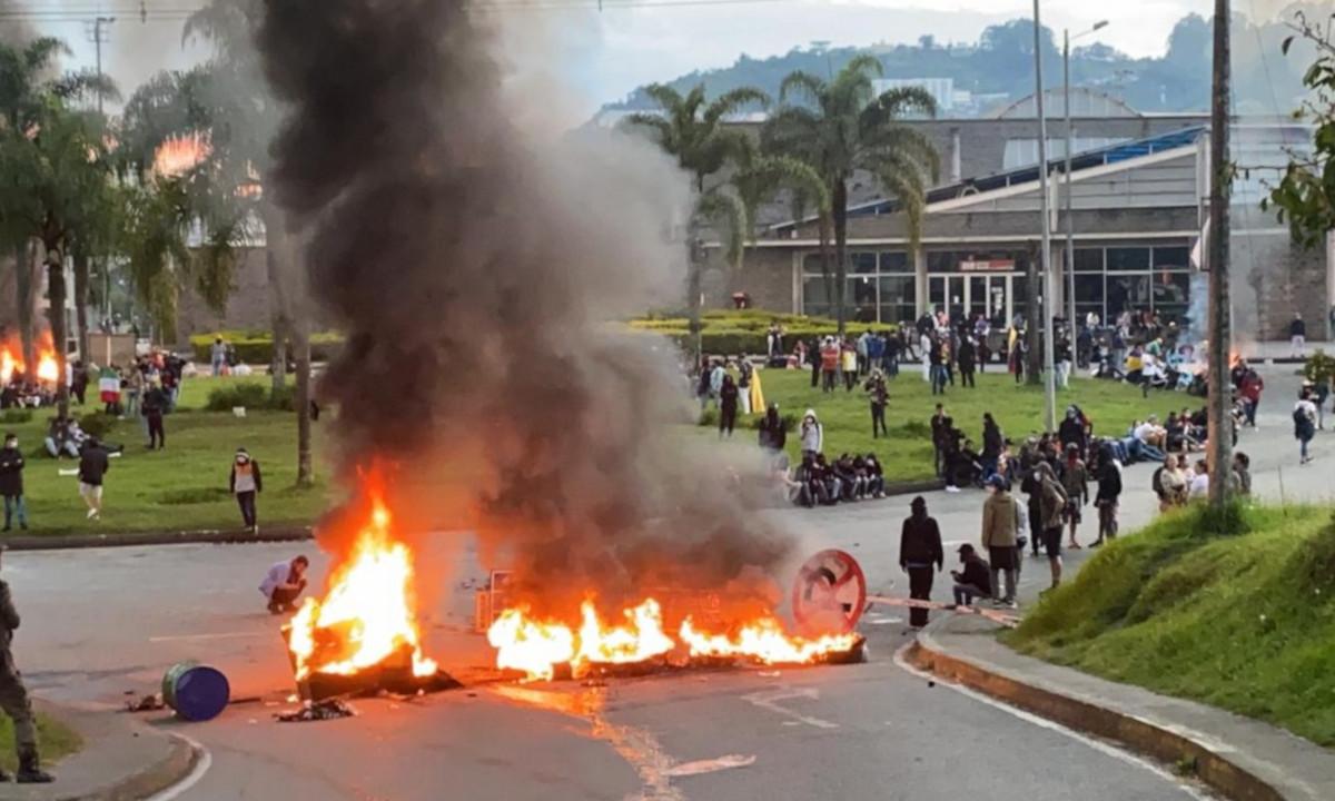 ¡Pilas! Si su vehículo es de servicio público tendrá una póliza que cubrirá los daños durante las manifestaciones