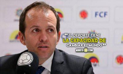 Colombia hoy mas que nunca necesita la Copa America Ernesto Lucena