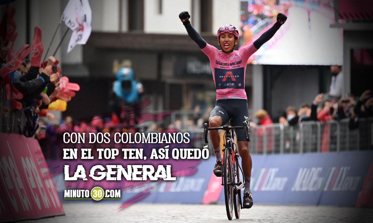 Colombia protagonista de primer nivel en el Giro de Italia