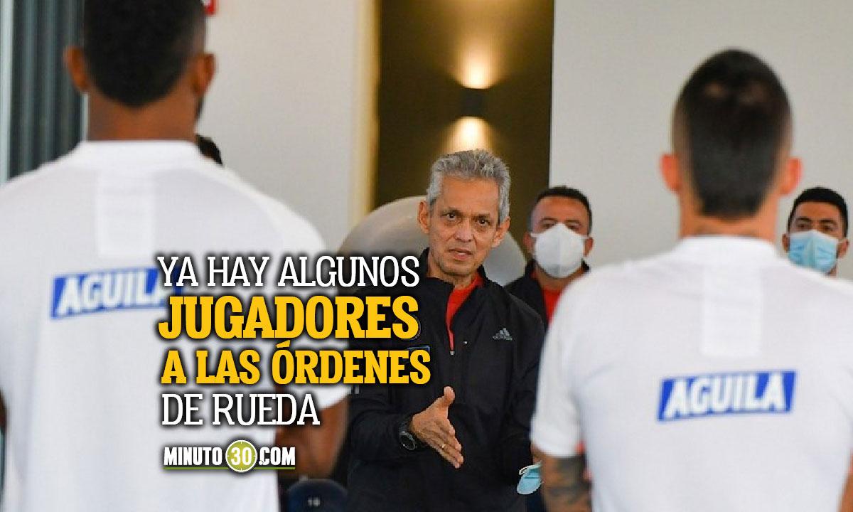 Comenzo la concentracion de la Seleccion Colombia de Mayores