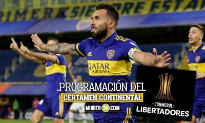 Comienza la tercera fecha de la fase de grupo de la Copa Libertadores