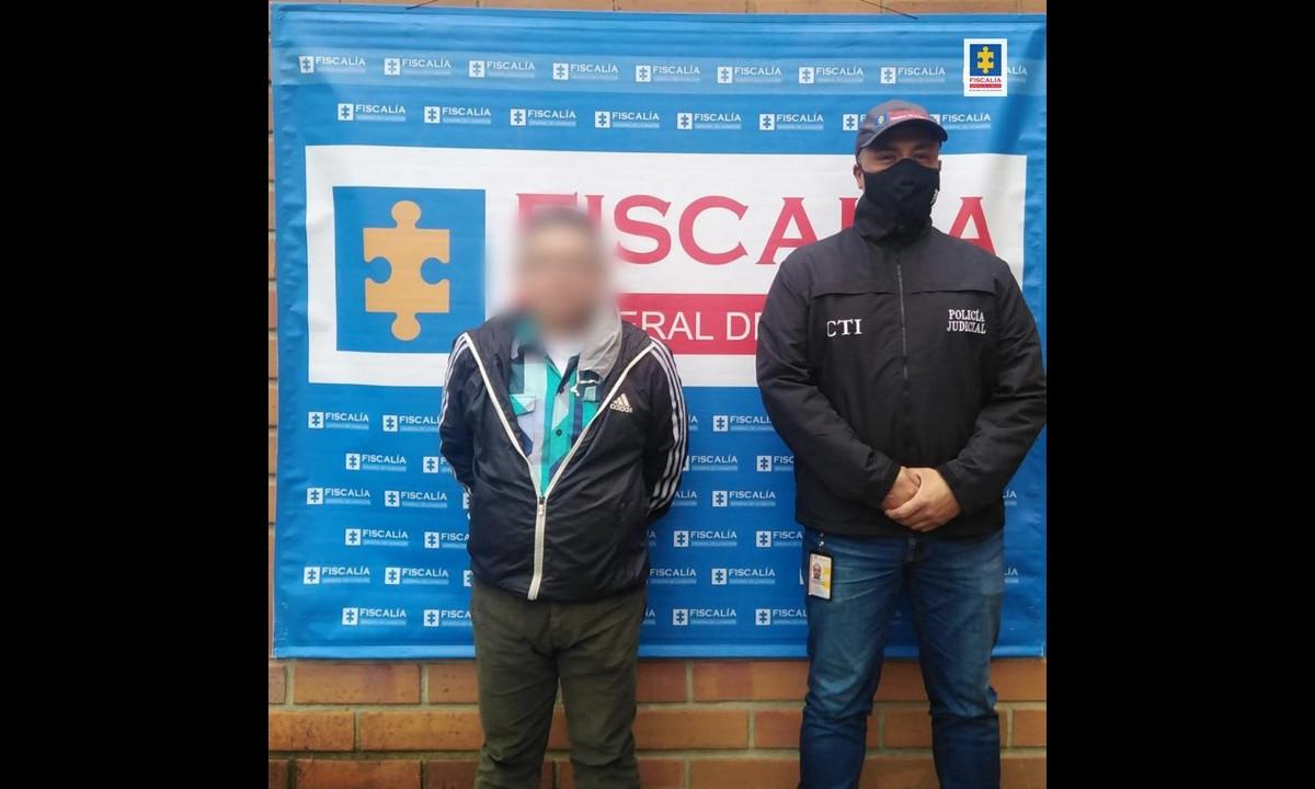 Un trabajador social de Medellín fue enviado a la cárcel por una demanda de explotación sexual comercial de menores