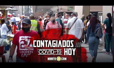 Sigue subiendo la cifra de contagiados de Covid en Antioquia, hoy reportaron 2.146 casos nuevos