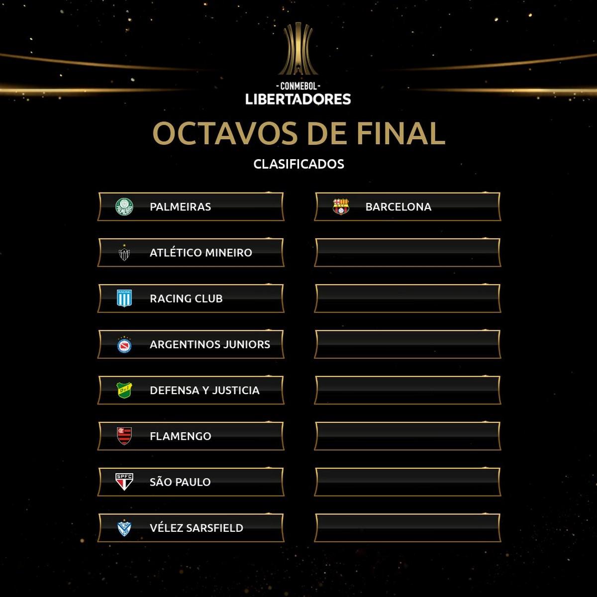 Copa Libertadores 1 1