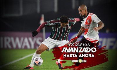 Copa Libertadores con nuevos clasificados a octavos de final