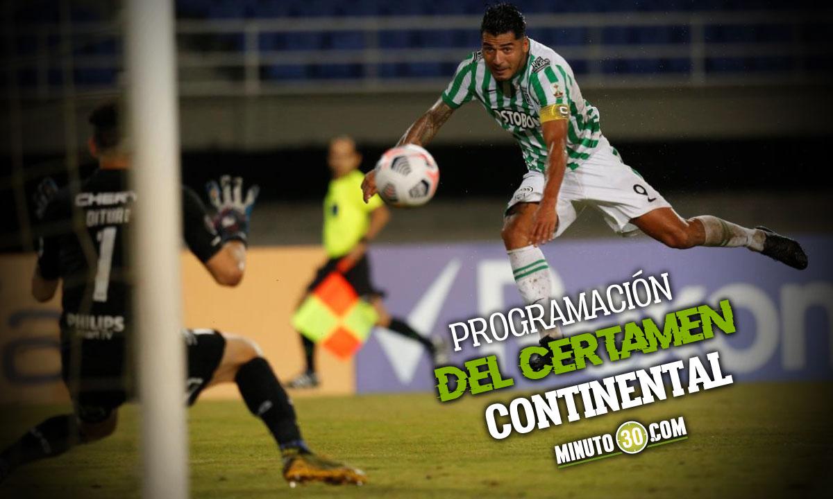 Copa Libertadores tendran varios partidos definitivos este miercoles