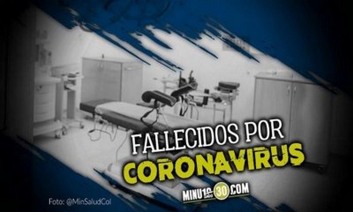 ¡Demasiado triste! Hoy reportaron que 509 colombianos murieron por Covid