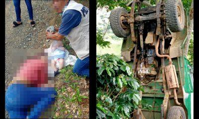 [Video] Policía se pronunció frente al asesinato de una mujer y un conductor en Betulia
