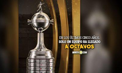 Debacle de equipos colombianos en Copa Libertadores viene de tiempo atras