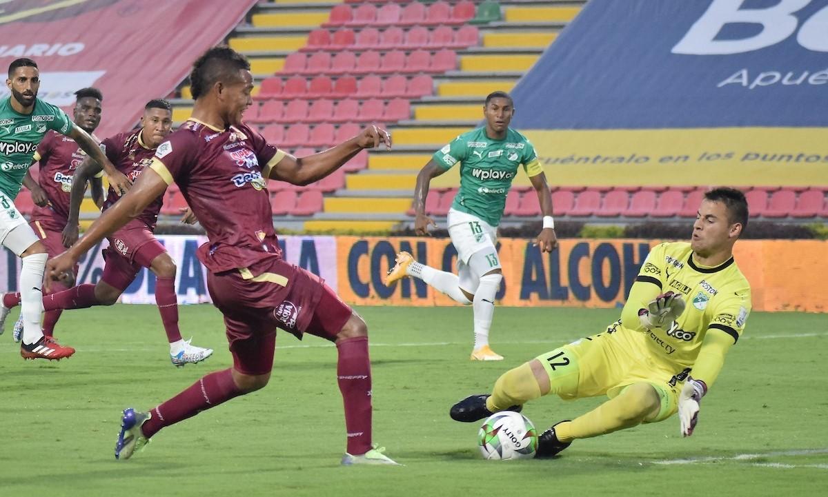 Deportes Tolima vs Deportivo Cali cuartos Liga 4 Copiar 1