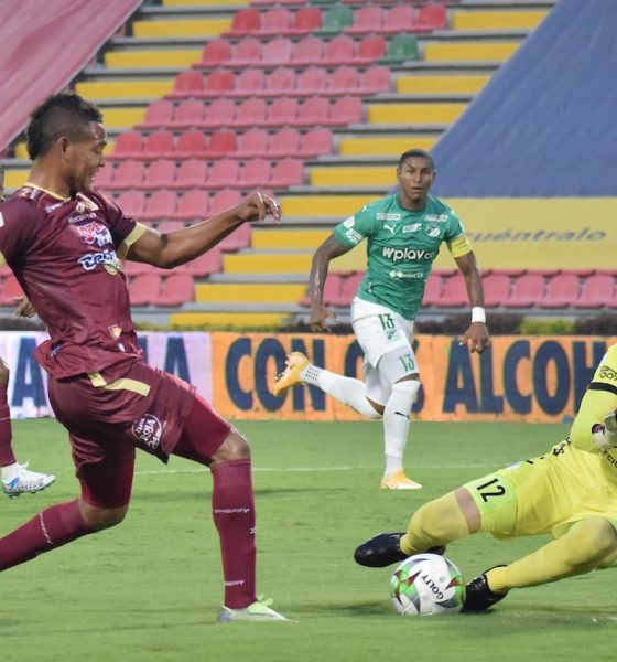 Deportes Tolima vs Deportivo Cali cuartos Liga 4 Copiar