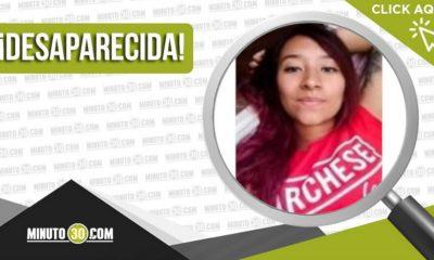 Carolina Gómez de 26 años de edad desapareció en Capurganá