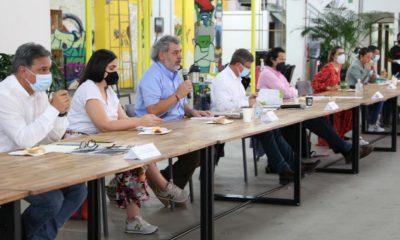 Continúan los diálogos sociales en Antioquia