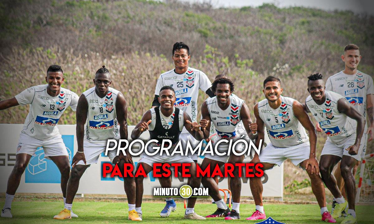 Dos equipos colombianos se juegan hoy su paso a octavos en Copa Libertadores