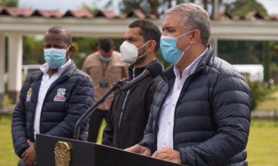 Presidente Iván Duque ordenó aumento del pie de fuerza del Ejército en Popayán