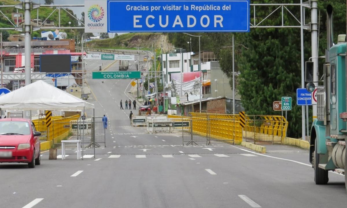 Ecuador-frontera-Colombia