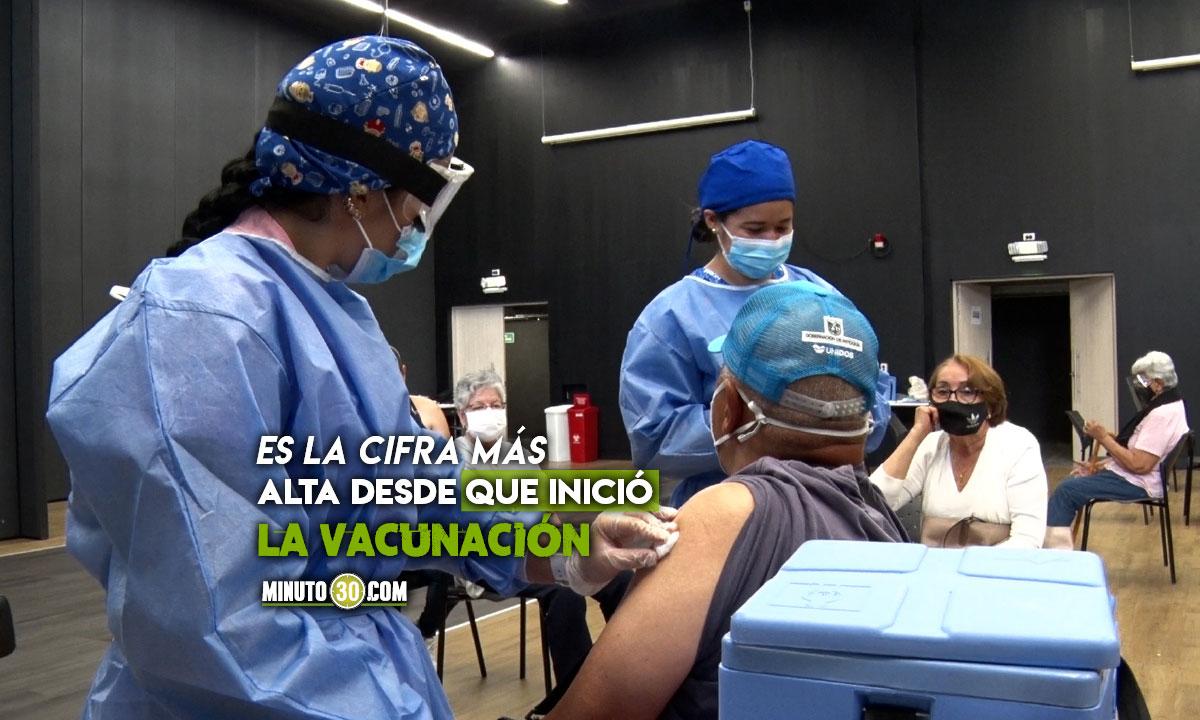 Vacunación Colombia