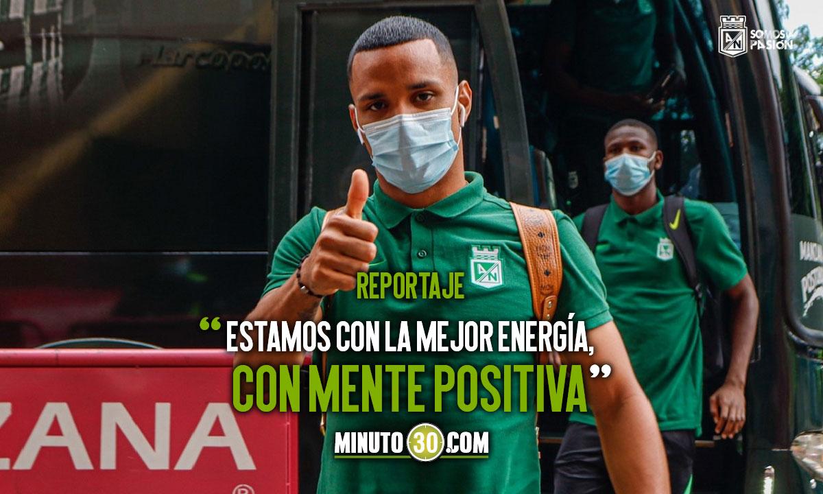 En AtlEtico Nacional confian en que las cosas van a fluir en Santiago