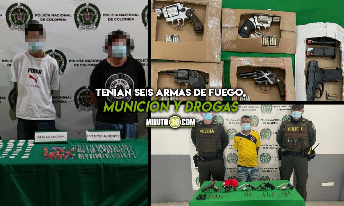 """En Castilla cogieron a 18 de """"Los Mondongueros"""", entre ellos estaría un sujeto con casa por cárcel"""
