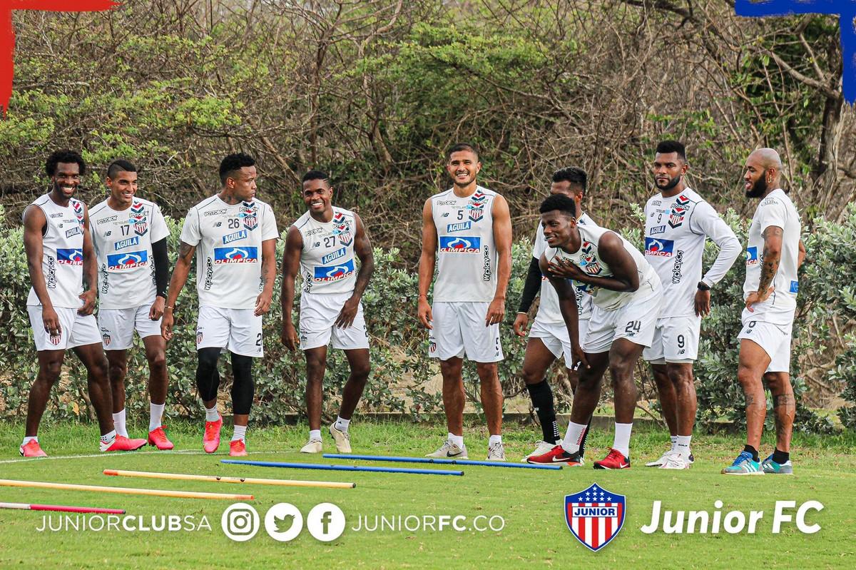 Entrenamiento Atletico Junior 3