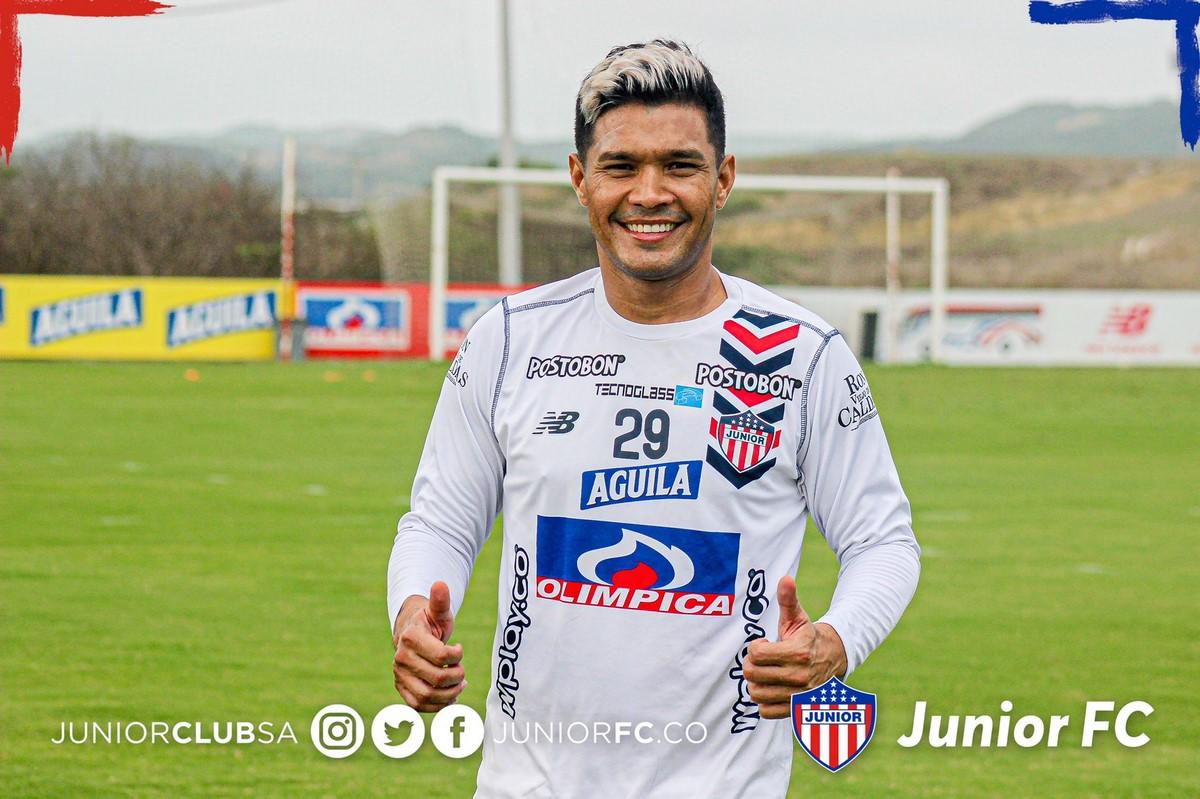 Entrenamiento Atletico Junior 4