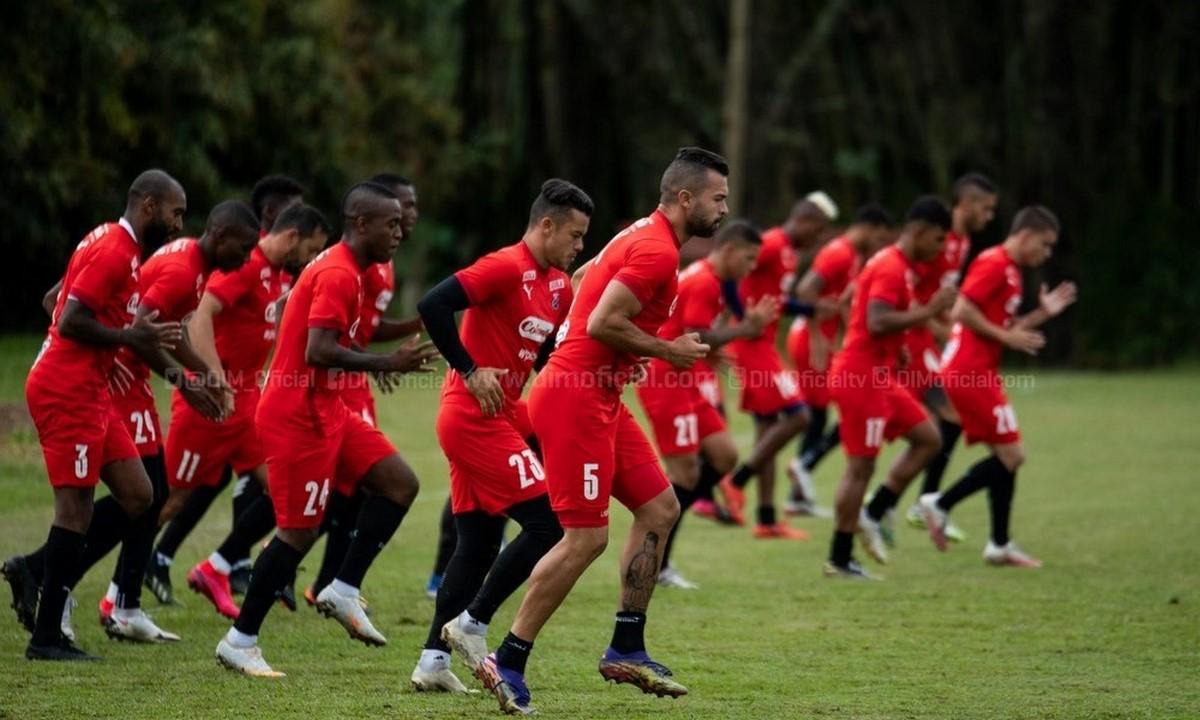Entrenamiento Independiente Medellin 5 Copiar
