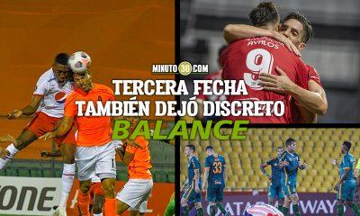 Equipos colombianos no levantan cabeza en la Copa Libertadores