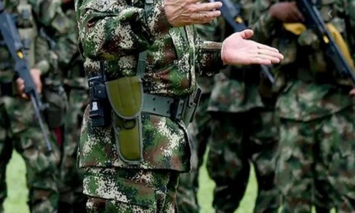Funcionarios administrativos-Fuerzas Armadas-masacre laboral