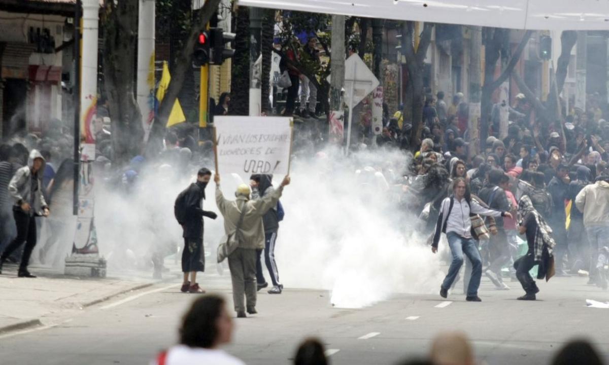 Gobierno Nacional-grupos armados-vandalismo