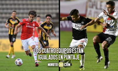 Grupo B el mas apretado de la Copa Libertadores 2021