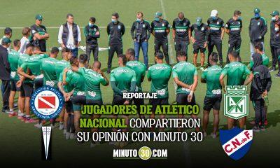 Habra juego limpio entre Nacional de Uruguay y Argentinos Juniors