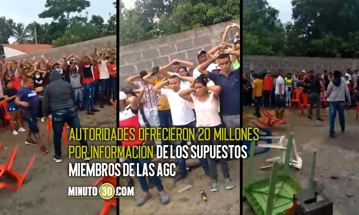 """[Video] """"Hagan silencio todo el mundo, el que hable se muere"""", 'Paras' al interrumpir una fiesta clandestina en Córdoba"""