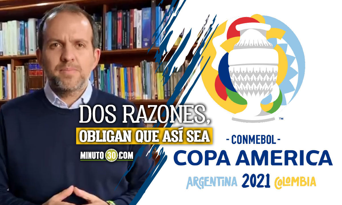 Hay plan B para las ciudades sedes de la Copa America 2021