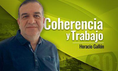 Horacio Gallon Coherencia y Trabajo