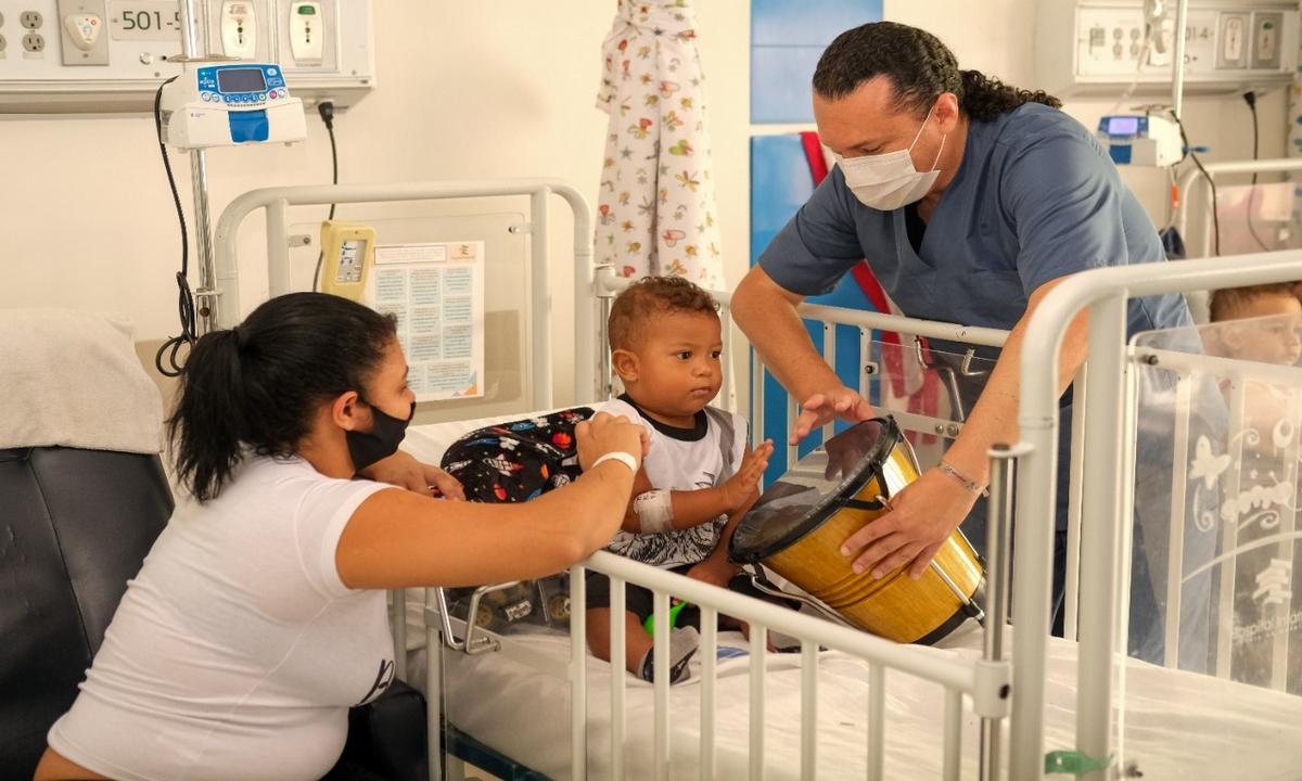 Hospital Infantil de Medellín-campaña