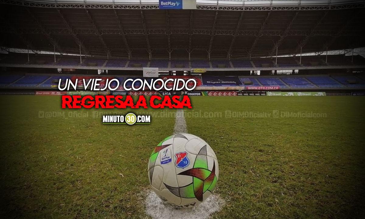 Independiente Medellin anuncio su primera vinculacion de cara a la Liga I