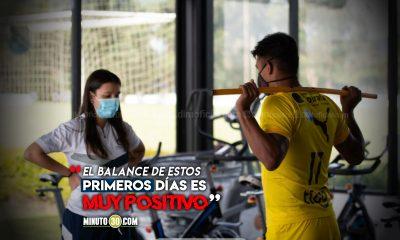 Independiente Medellin avanza en su primera semana de pretemporada