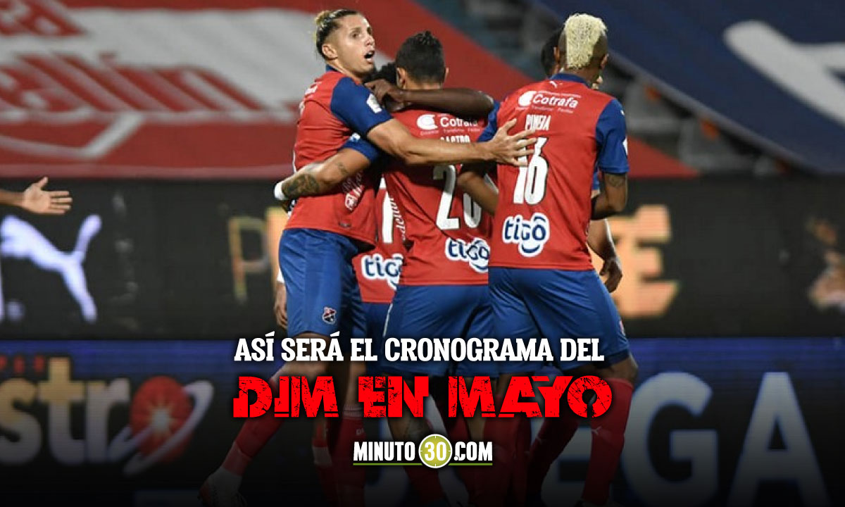 Independiente Medellin prepara el regreso a entrenamientos