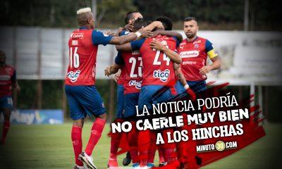 Independiente Medellin quiere de regreso a un viejo conocido