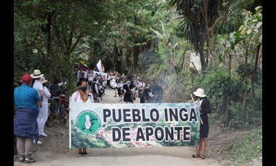 Indígenas retuvieron a un Alcalde y varios funcionarios en Nariño, les exigen inversión para su territorio