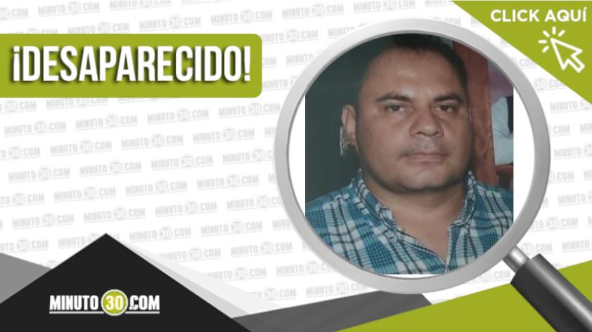 Iván Darío Gaviria Zapata-desaparecido-Medellín