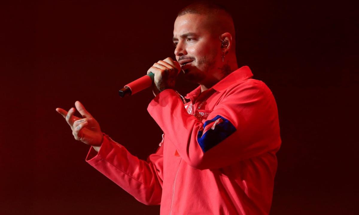En la imagen, el cantante colombiano J Balvin. EFE/David Amador-Rivera/Archivo